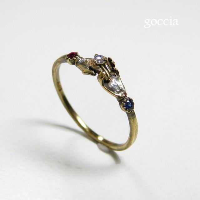 婚約指輪・アンティーク