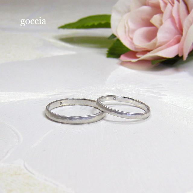 ハードプラチナ・結婚指輪