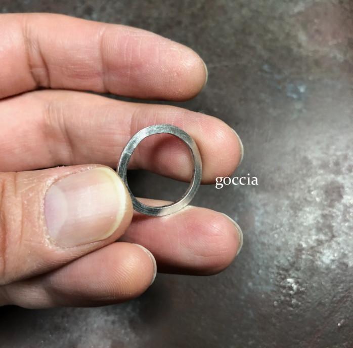 結婚指輪の制作