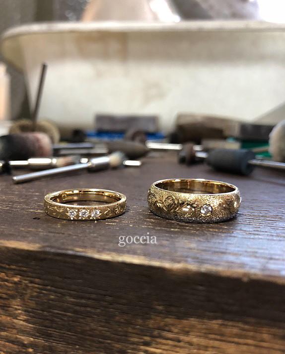結婚指輪・オーダーメイド