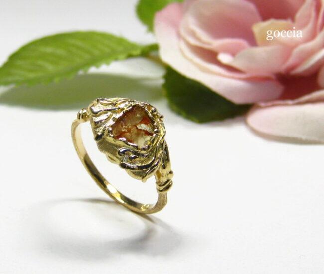 スライスダイヤ・指輪